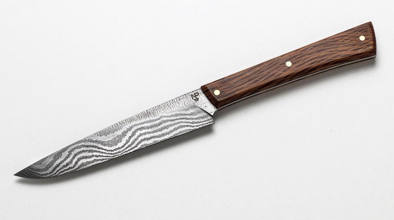 Couteau de chef léger et maniable