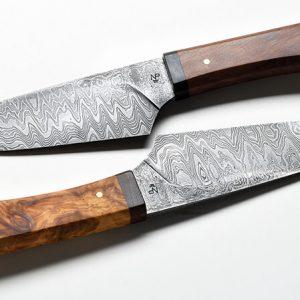Couteau personnalisé, réalisé par Nicolas Palmade