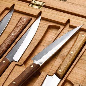Couteaux personnalisés, réalisé par Nicolas Palmade