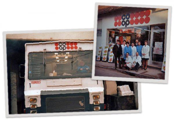 Photographies de l'ancienne coop de Furdenheim